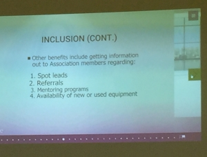 Inclusion  part 1