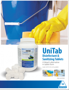 UniTab Disinfecting Pucks